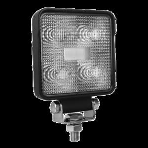 Phare de travail LED carré 700 lumens 10-30volts, pour camions PL