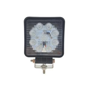 Phare LED CARBONIX CARRE 1900 lm, 10/30V IP69K