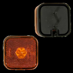 Feu latéral à LED avec catadioptre pour MAN