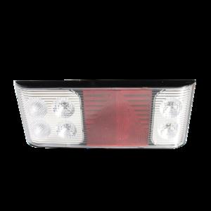 Feu arrière droit LED 7 fonctions pour remorque CHEREAU