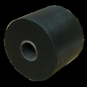 Butoir de quai, tampon caoutchouc (acier) pour camions et remorques - 600002220