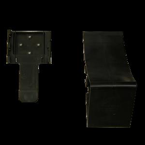 Cale de roue auto et véhicule utilitaire léger (VUL/VL), avec support