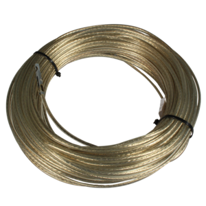 Câble de Tir 6 mm complet, longueur 48m pour remorque