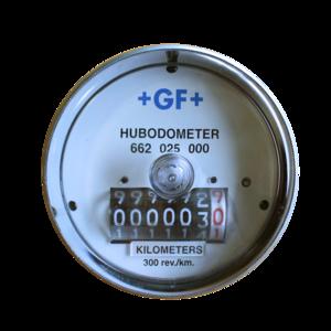 Compteur GF hubodomètre/hubodometer pour remorque PL et agricole