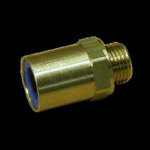 Union mâle rapide 16x1,5. D12, raccord pour circuit air comprimé PL
