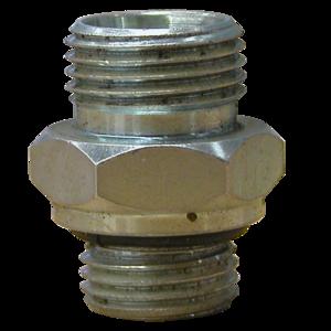 Mamelon M16x1,5 M18x1,5, raccord pour circuit air comprimé PL