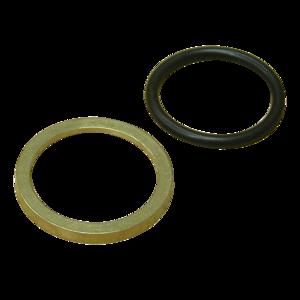 Joint + cuvette D20x24, raccord pour circuit air comprimé PL