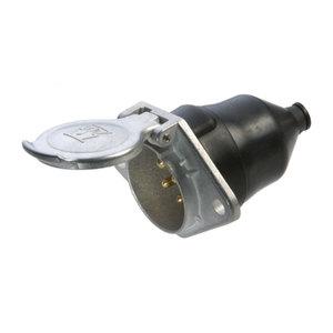 Socle alu 24N 7P - Ref : 75009
