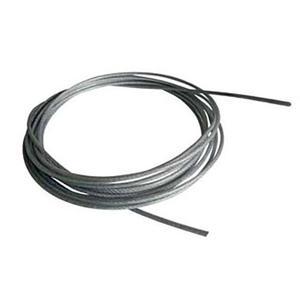 Câble gaine, diamètre 3 mm. Au mètre.