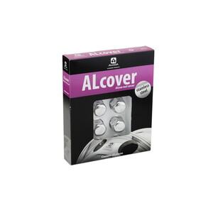 Cache-écrous ALcovers en inox - hex 32 mm