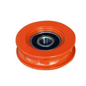 Poulie diamètre 60 mm pour bâchés