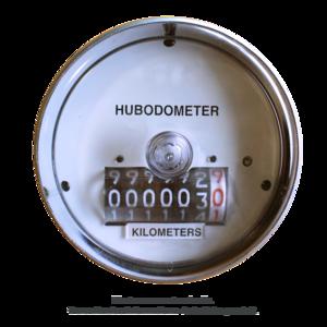 Hubodomètre JOST 3505mm pour remorque Poids-lourds et agricole