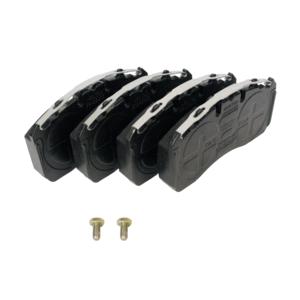 4 plaquettes de frein pour essieux Ror, Lecinena